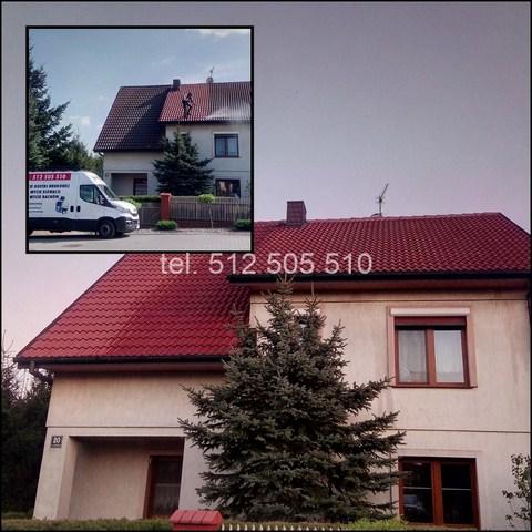 firma czyszcząca dachu w Poznaniu